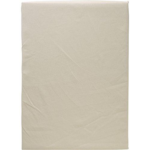 【日本製】ボックスシーツ 綿100% ブロード生地 通気性 洗える シングル バニラベージュ