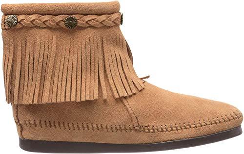 Minnetonka Women's 299 Back-Zip Boot
