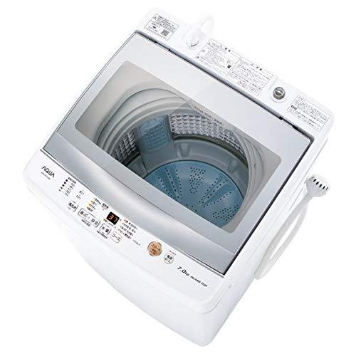 AQUA(アクア)『全自動洗濯機(AQW-GP70J)』