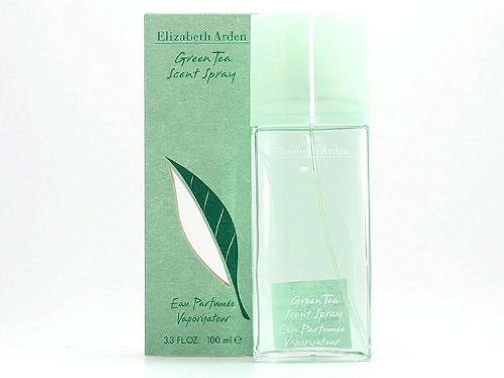 反射参加者飛び込むグリーンティー セントスプレ- オードトワレ Elizabeth Arden エリザベスア-デン 香水 EDT100ML (並行輸入品)
