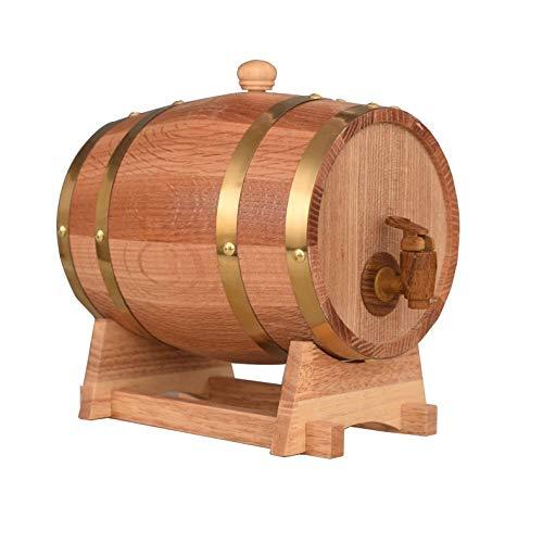 Unbekannt Massivholzfässer, Holzfass Weineichenfässern Bier