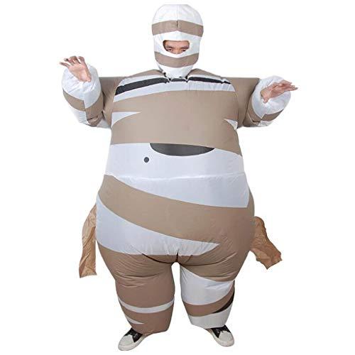 DING Costumi di Halloween, Vestiti gonfiabili degli Uomini, mummie egizie, Costumi, Divertenti Fat Bambole, Costumi for Adulti