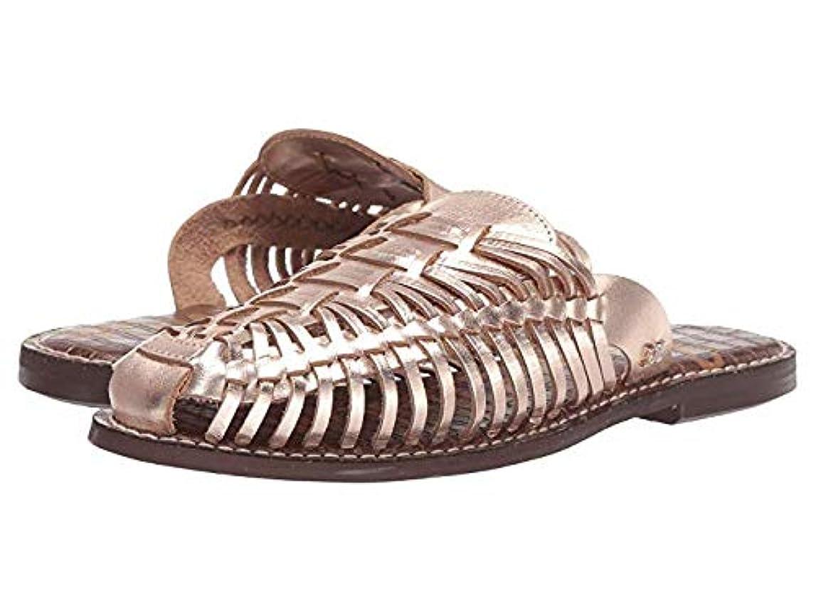 エレガント呼び出す静かに[Sam Edelman(サムエデルマン)] レディースローファー?靴 Keelyn Blush Gold (24.5cm) M [並行輸入品]
