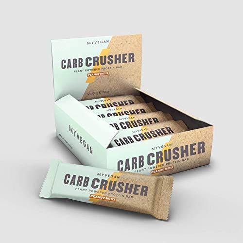 My Protein Vegan Carb Crusher Chocolate Orange 12 x 60g