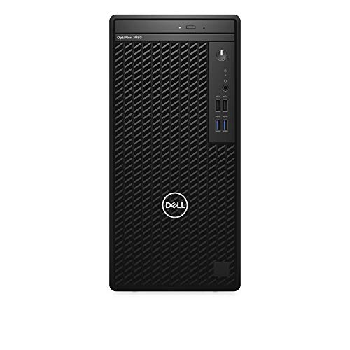 Dell OptiPlex 3080 10th gen Intel Core i5 i5-10500 8 GB DDR4-SDRAM 512 GB SSD Mini Tower Black PC Windows 10 Pro OptiPlex 3080, 3.1 GHz, 10th gen Intel Core i5, 8 GB, 512 GB, DVD±RW,