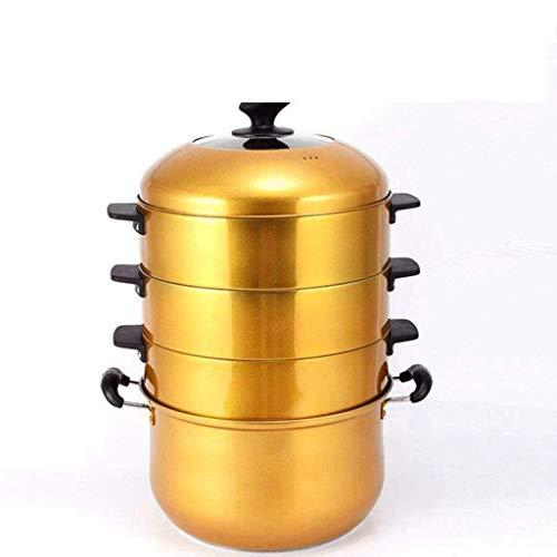 DAGUAI La olla de caldera de múltiples capas de vapor de...