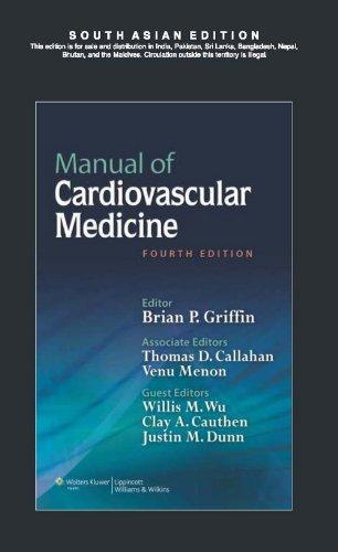 Manual of Cardiovascular Medicine Paperback - 1 Jan 2012