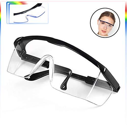 Ourleeme Gafas De Seguridad Con Patillas Retráctiles: