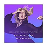 Sängerin Ellie Goulding Albumcover – Hellste blaue Musik