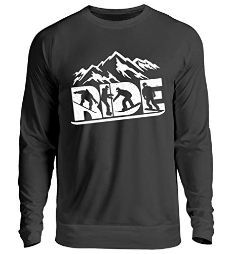 Chorchester Ride voor snowboard wintersport skifans - Unisex trui
