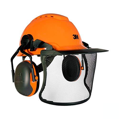 3M H700C Pro Forestry Helmet Chainsaw Helmet, Forest Helmet...