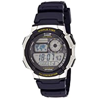 Casio Men's ཆ-Year Battery' Quartz Resin Watch