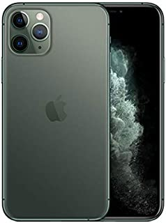 Apple iPhone 11 Pro 64GB 4GX Midnight Green (Renewed)