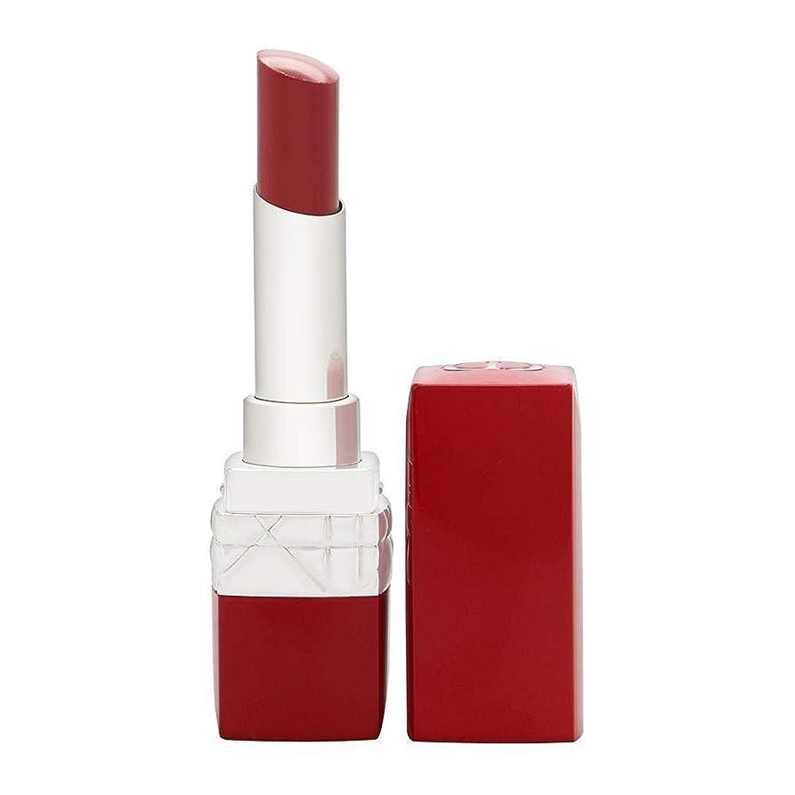 ゲインセイ有名な抽出クリスチャンディオール Rouge Dior Ultra Rouge - # 485 Ultra Lust 3.2g/0.11oz並行輸入品