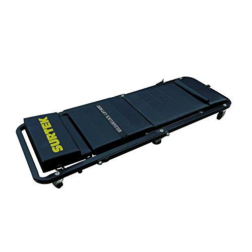 Surtek 137067 Cama para Mecánico Plástica, 36″