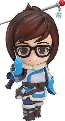 Good Smile Overwatch: Mei (Classic Skin) Nendoroid Action Figure