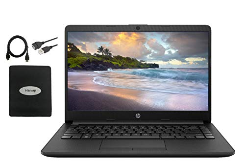 Newest  HP 14 inch FHD Laptop for Physics Students