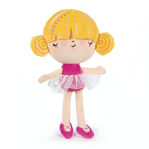La Nina 60384 stoffen pop Marieta blond 28 cm