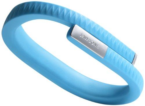 Jawbone UP - Pulsera para seguimiento de actividad (Bluetooth, compatible Android y iOS), talla L, color azul claro