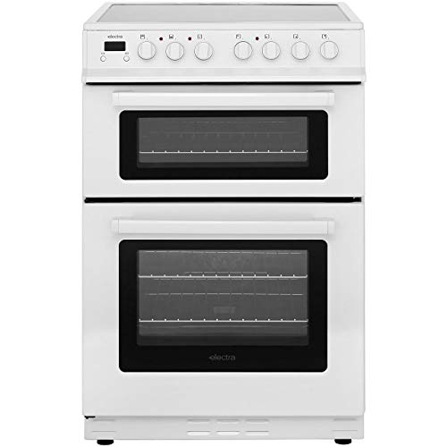 Electra TCR60W Freestanding Electric B Rated Cooker -White