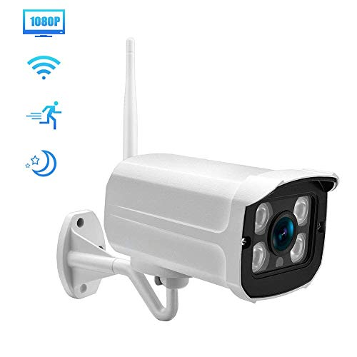 Learn More About LNDDP Security WiFi Outdoor Camera 1080P/960P/720P Wireless IP Waterproof Camera Ni...