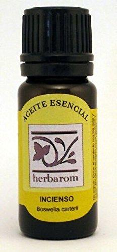 Incienso Aceite Esencial BIO 10 ml. 100% Puro Quimiotipado Certificado Ecológico ECOCERT