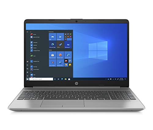 "HP - PC 255 G8 Notebook, AMD Ryzen 3 3250U, RAM 8 GB, SSD 256 GB, Grafica AMD Radeon Vega, Windows 10 Pro, Schermo 15.6"" FHD, Lettore Micro SD, Webcam, HDMI, USB-C, Grigio"