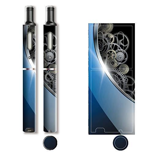 電子たばこ タバコ 煙草 喫煙具 専用スキンシール 対応機種 プルーム テック プラス Ploom TECH+ Ploom Tech Plus Metal (メタル) イメージデザイン 14 Metal (メタル) 01-pt08-0054