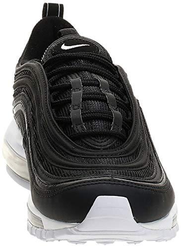 Nike Air MAX 97, Zapatillas de Correr Hombre, Negro (Black/White 001), 42 EU