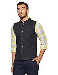 United Colors of Benetton Mens Waistcoat