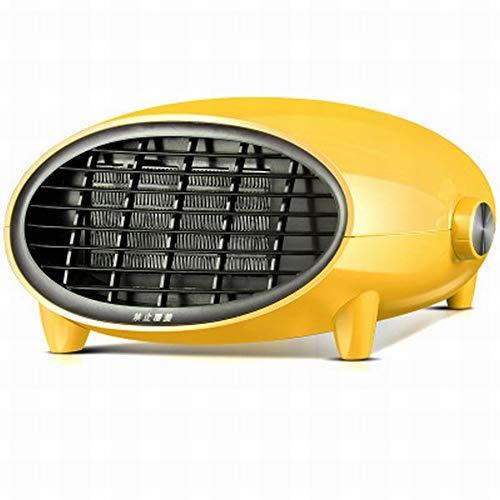 AG Heizstrahler Haushalt Energiesparende Stromsparende Badezimmer Elektrische Heizung Wand-Heizung Und Kühlung Dual-Use-Heizlüfter Geschwindigkeit Wärme,Gelb,1
