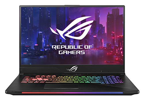 Compare ASUS XPC ROG Strix Scar II GL704 (GL704GWDS76) vs other laptops