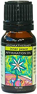 Earth Solutions (ES) Inner Peace Aromatherapy Essential Oils Blend 10ml   A Plant Derived Extract for Anxiety Relief   A C...