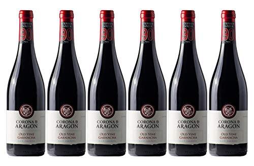 Corona de Aragon Old Vine Garnacha D.O.P. trocken (6 x 0.75 l)