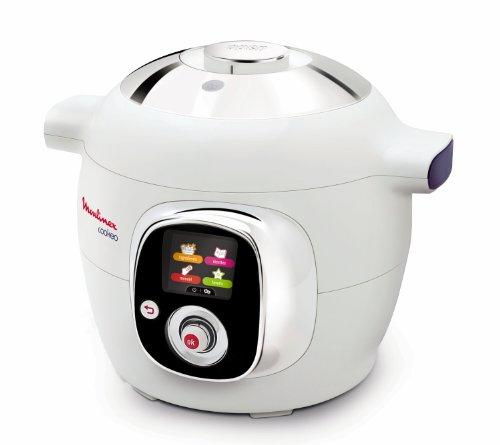 Moulinex Cookeo CE701010 - Robot de cocina (1200 W, capacidad para 6 comensales,...