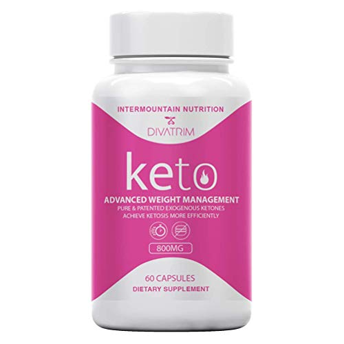 Divatrim Keto, Dexatrim Keto Fuel, Advanced Keto Formula, Pure & Patented...
