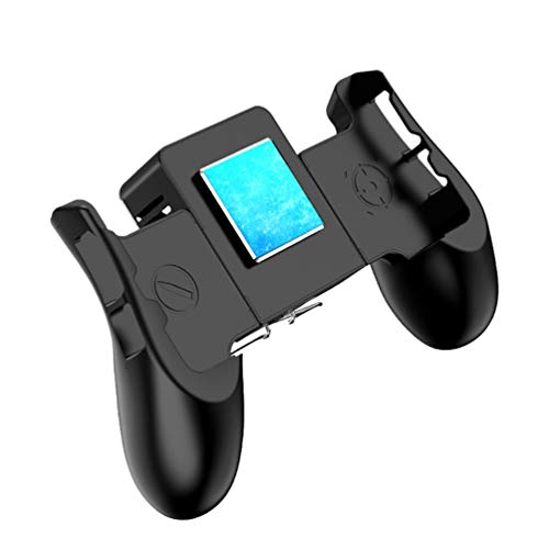 ULTECHNOVO Controlador de Jogo Móvel Semicondutor Portátil Ventilador Radiador Gamepad Auxiliar Joystick Tecla Alvo