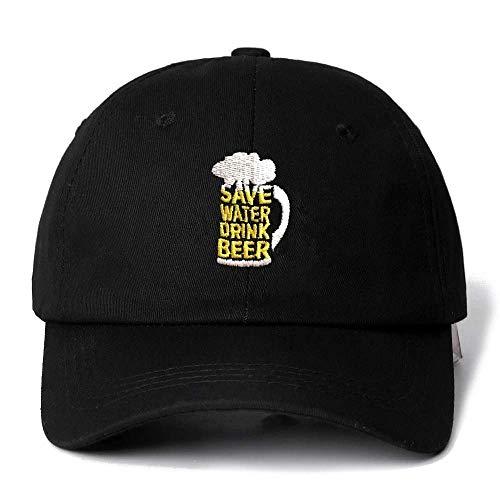 NI Ahorre Agua Beba Cerveza Papá Sombrero
