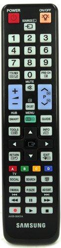 Original Fernbedienungler AA59-00431A AA5900431A Kompatibel mit Samsung UE46D7000LQ/XZT UE46D7000LQ/XZT