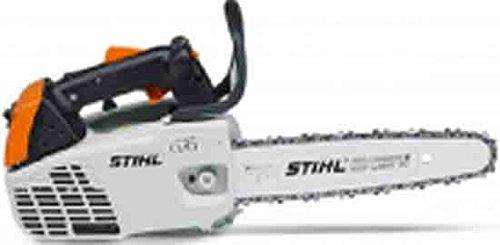 STIHL MS 193 T - La motosega da potatura super-leggera 30.1 cm3