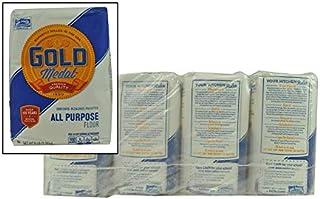 Gold Medal Flour All-Purpose, 8 bags, 5 lbs each