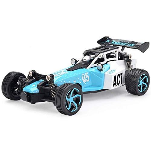 WGFGXQ Coche Teledirigido para niños Coche RC 1:24 Kart Coche de Juguete eléctrico 2,4G Coche Teledirigido de Alta Velocidad Coche de Deriva Coche de Juguete de Control Remoto