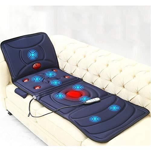 Ganzkörper-Massage-Matte mit Wärme,...