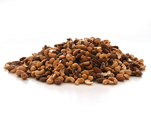 Mixed Nuts - Deluxe Blend - 25# Bulk Case Roasted/Salted