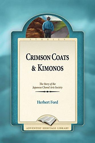Crimson Coats and Kimonos (English Edition)