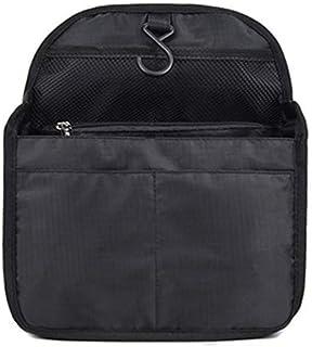 バッグインバッグ リュック 10ポケットA4 B4 C4【S,M,L】 収納整理 miniバッグ 小さめ 軽量 ナイロン インナーバッグ インナーポケット 収納力抜群 仕分け デイパック・ザックに便利 メンズ レディース bag in bag