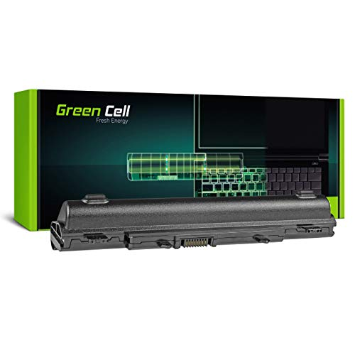 Green Cell Batería para Acer Aspire E5-571 E5-571-563B E5-571-56UQ E5-571-7776 E5-571G E5-571G-31WP E5-571P E5-571PG E5-572 E5-572G E5-572G-593Y V3-472P-324J Portátil (4400mAh 11.1V Negro)