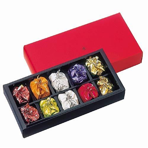 彩果の宝石 ときめきはんなりショコラ 季節限定 チョコレート (10個入)