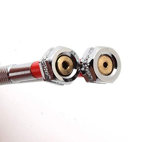 Pukido 2pcs/lot 1.0mm/1.5mm Head Watch Repair Tool H Type Screwdrivers,Watch screw Screwdrivers for HUBLOT Man/Lady Watch repairing - (Color: Red)