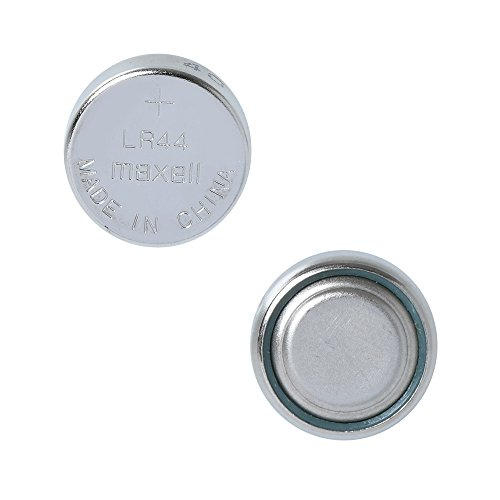 Maxell Alkaline Batterie LR44 20 Batterien